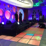 LED floor corporate