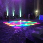 LED in dark 01