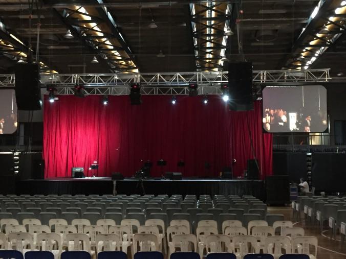 Concert Lighting Check