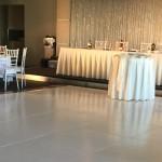 White small floor